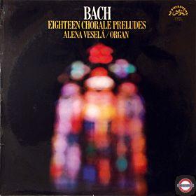 "Bach: ""Leipziger Choräle"" - mit Alena Veselá (2 LP)"