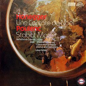 Honegger: Weihnachtskantate/Poulenc: Stabat mater
