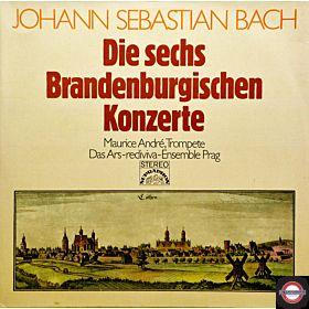 Bach: Brandenburgische Konzerte (2 LP)