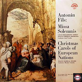 Fils: Missa solemnis  und Weihnachtslieder