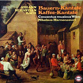 "Bach: ""Bauern-Kantate"" und ""Kaffee-Kantate"""