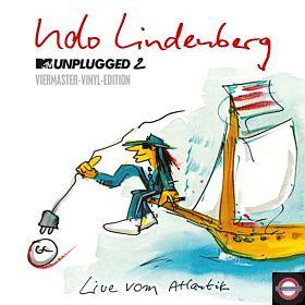 Udo Lindenberg: MTV Unplugged 2 - Live vom Atlantik (Vinyl Box)