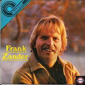 "Frank Zander  (7"" Amiga-Quartett-Serie)"