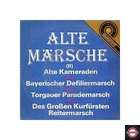 """Alte Märsche (7"""" Amiga-Quartett-Serie)"""