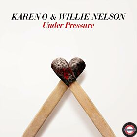 RSD 2021: Karen O & Willie Nelson - Under Pressure (RSD 2021 Exclusive)