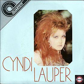 """Cindy Lauper  (7"""" Amiga-Quartett-Serie)"""
