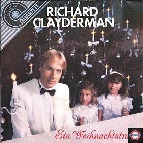 """Ein Weihnachtstraum mit Richard Clayderman - 7"""" EP - Amiga Quartett-Serie"""
