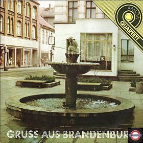 "GRUSS AUS BRANDENBURG  (7"" Amiga-Quartett-Serie)"