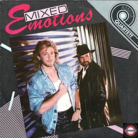 "Mixed Emotions (7"" Amiga-Quartett-Serie)"