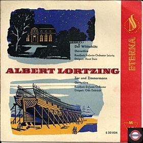 Albert Lortzing - Zar und Zimmermann - Der Wildschütz