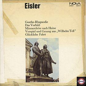 Eisler - Goethe-Rhapsodie