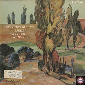 Ernst Hermann Meyer - Lieder Mit Peter Schreier