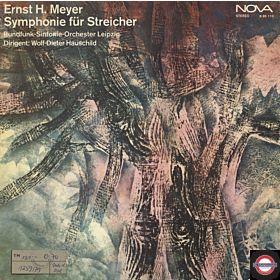Ernst Hermann Meyer - Symphonie Für Streicher
