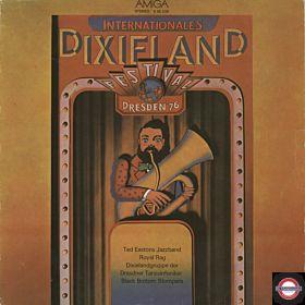Internationales Dixieland Festival Dresden 1976