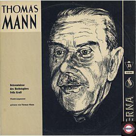 Bekenntnisse Des Hochstapler Felix Krull - Gelesen Von Thomas Mann