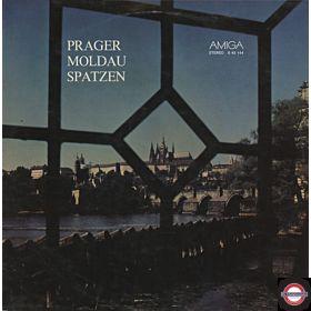 Die Prager Moldauspatzen, Josef Vobruba & Sein Orchester