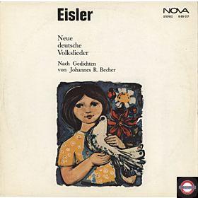 Eisler: Neue deutsche Volkslieder (Texte: Becher)