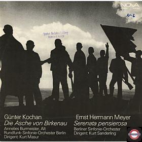 Die Asche Von Birkenau - Serenata Pensierosa Für Orchester