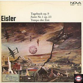 Eisler - Tagebuch Op.9 Suite Nr. 1 Op.23 Tempo Der Zeit