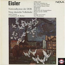 Eisler: Neue deutsche Volkslieder/DDR-Hymne