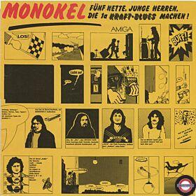 Monokel – Fünf Nette, Junge Herren, Die 1a Kraft-Blues Machen !