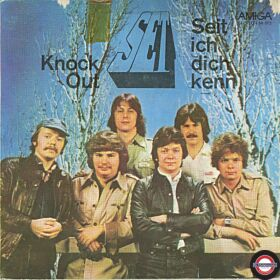 "Set ‎– Knock Out - 7"" Single"