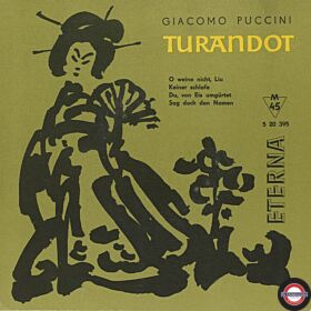 Giacomo Puccini - aus Turandot