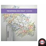 The National - High Violet Expanded (LTD. 3LP Marbled White/Purple&Violet)