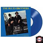 OST - The Blues Brothers (Transparent Blue LP) 40th Anniv.