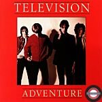 Television - Adventure (Red Colored LP)