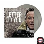 Bruce Springsteen - Letter To You (2LP Grey Coloured)