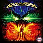 Gammaray - To The Metal! (Orange Transparent 2LP) RSD 2020