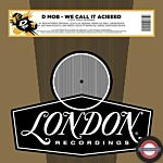 D-Mob - We Call It Acieed Remixes (12Inch), RSD2020