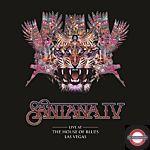 Santana IV - Live At The House Of Blues Las Vegas (3LP + DvD)