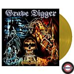 Grave Digger - Rheingold (Gold Coloured LP)