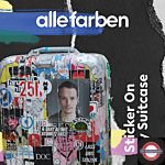 Alle Farben - Sticker On My Suitcase (2LP)