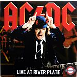AC/DC - Live At River Plate (3 RED LP)