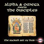 Alpha & Omega Meets The Disciples - The Sacred Art Of Dub Vol.1 (White LP) RSD 2020