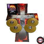 Black Sabbath - The Ultimate Collection (4x Gold Coloured LP)