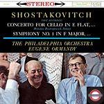 Shostakovitch - Concerto For Cello In E Flat