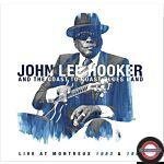 John Lee Hooker LIVE AT MONTREUX 1983 & 1990