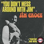 RSD 2021: Jim Croce - You Don't Mess Around With Jim / Operator (That's Not The Way It Feels) (RSD 2021 Exclusive)