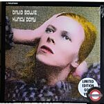 David Bowie - Hunky Dory (Gold Colored)