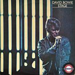 David Bowie - Stage (Blue Colored 2LP)