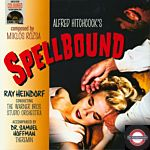 Miklos Rozsa - Alfred Hitchcock's Spellbound (RSD Colored)