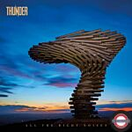 Thunder - All the Right Noises  - 2 LPs