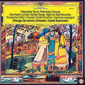 Borodin, Mussorgsky - Rimsky-Korssakoff