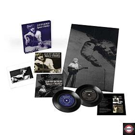 "David Bowie - Space Oddity (2x7"", 50th Anniversary Edit.)"