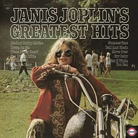 JANIS JOPLIN — Greatest Hits