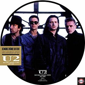 U2 - Red Hill Mining Town (12Inch Picture LP)